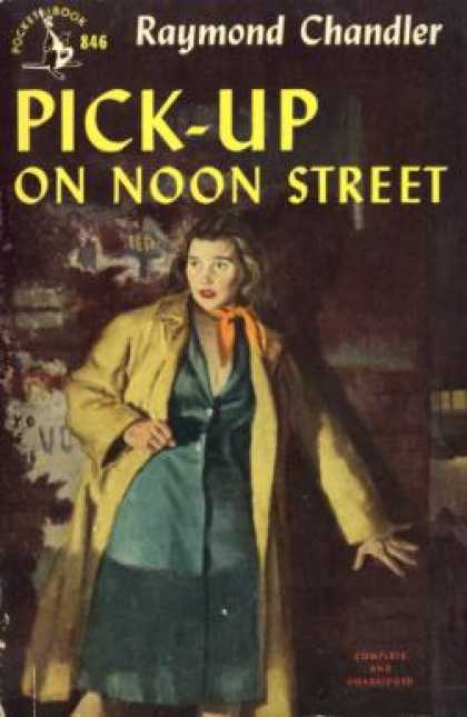 Pocket Books - Pick-up On Noon Street