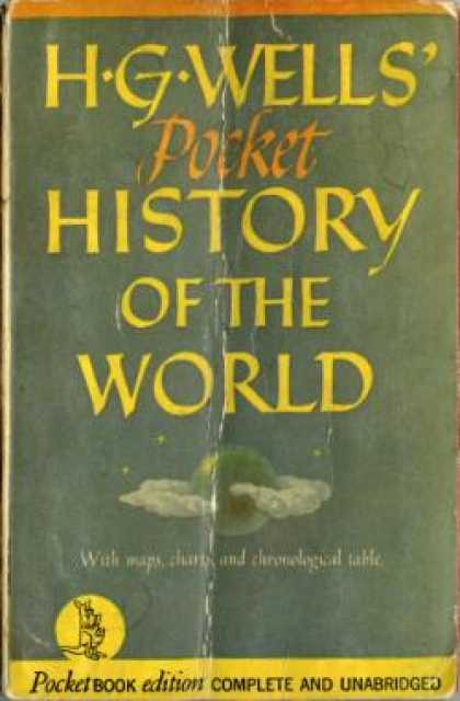 Pocket Books - Pocket History of the World - H.g. Wells