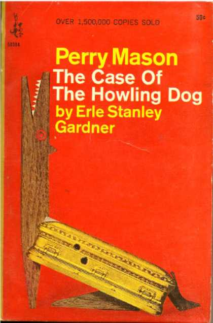 Pocket Books - Case of Howling Dog