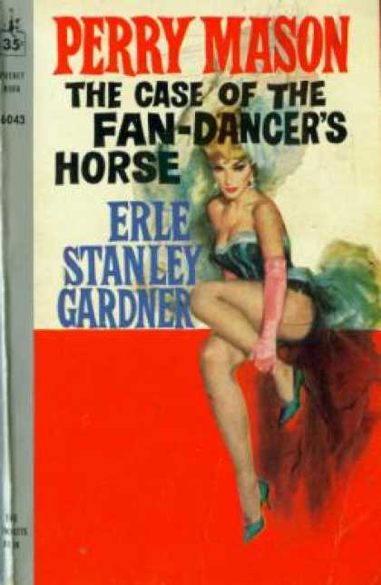 Pocket Books - Case of the Fan-dancer's Horse, the - Erle Stanley Gardner