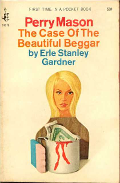 Pocket Books - Perry Mason: The Case of the Beautiful Beggar - Erle Stanley Gardner