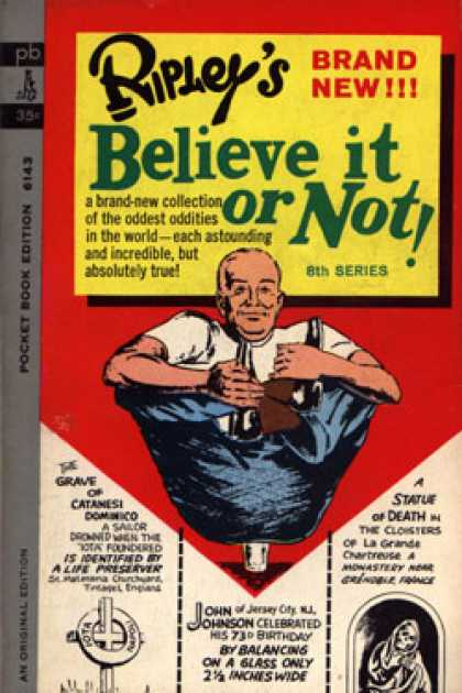 Pocket Books - Ripley's Believe It or Not: 8th Series