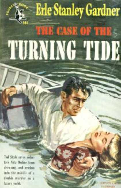 Pocket Books - The Case of the Turning Tide