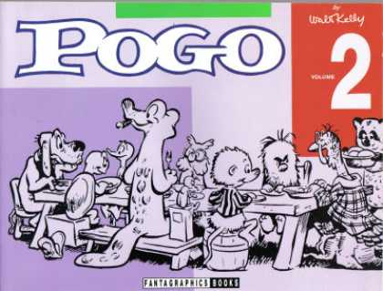 Pogo 2 - Walk Kelly - Volume 2 - Dog - Bear - Duck