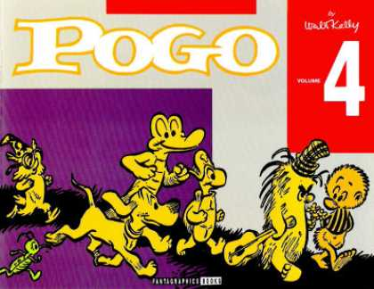 Pogo 4 - Dog - Owl - Turtle - Alligator - Guitar