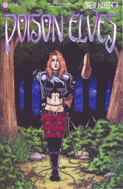 Poison Elves 44 - Forest Rulers - Forest Crashers - Shady Knight - Bait - Elves Of The Damned