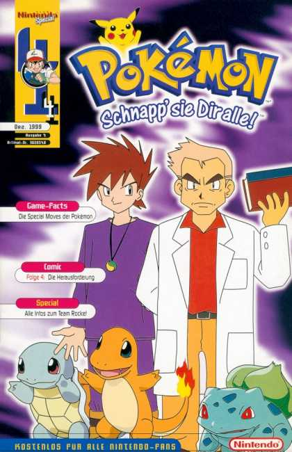 Pokemon 4 - Schnapp Sie Dir Alle - Game Parts - Alle Intos Zum Team Rocket - Yellow And Green Yin Yan Symbol Necklace - White Lab Coat