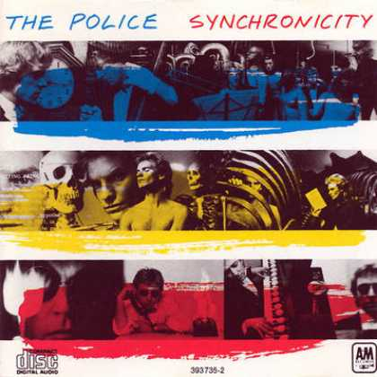 Police - The Police - Synchronicity