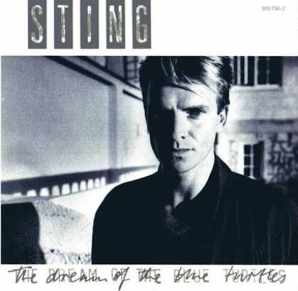 Police - Sting - The Dream Of The Blue Turtles