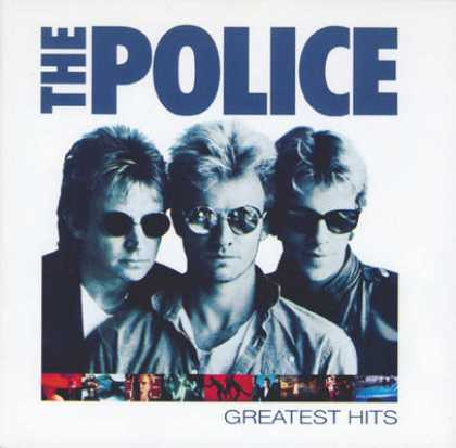 Police - The Police - Greatest Hits