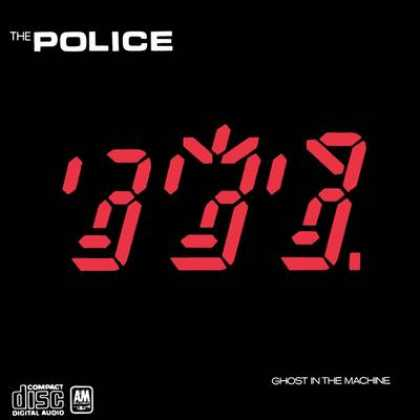 Police - The Police - Ghost In The Machine