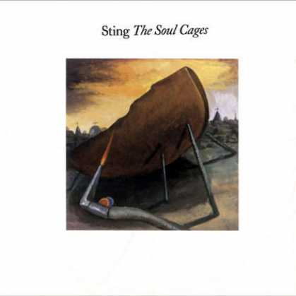 Police - Sting - The Soul Cages