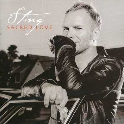 Police - Sting - Sacred Love (Limited Edition)