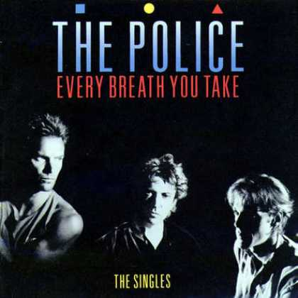 Police - The Police - Every Breath You Take: The Singles