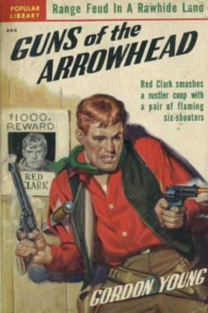 Popular Library - Guns of the Arrowhead - Gordon Young