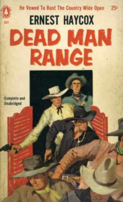Popular Library - Dead Man Range