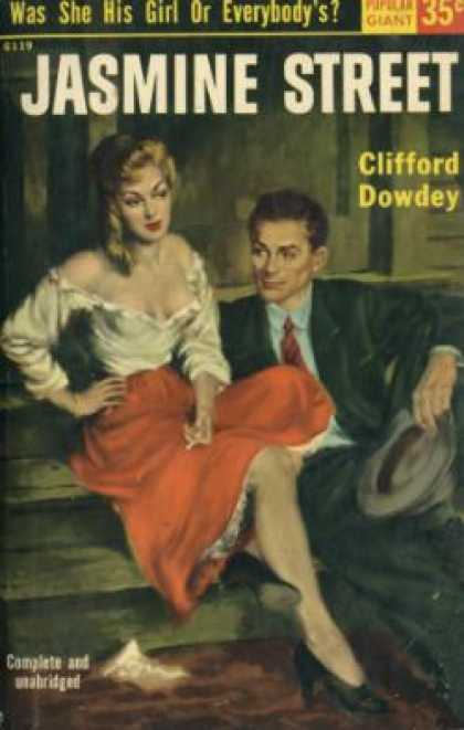 Popular Library - Jasmine Street - Clifford Dowdey