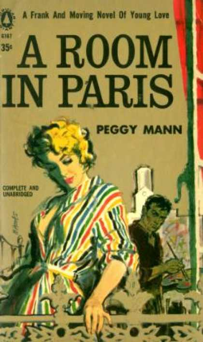 Popular Library - A Room In Paris - Peggy Mann