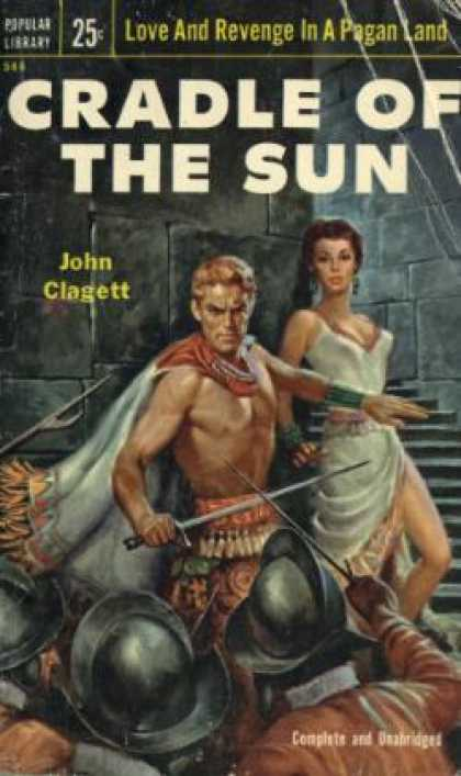 Popular Library - Cradle of the Sun - Love and Revenge In a Pagan Land