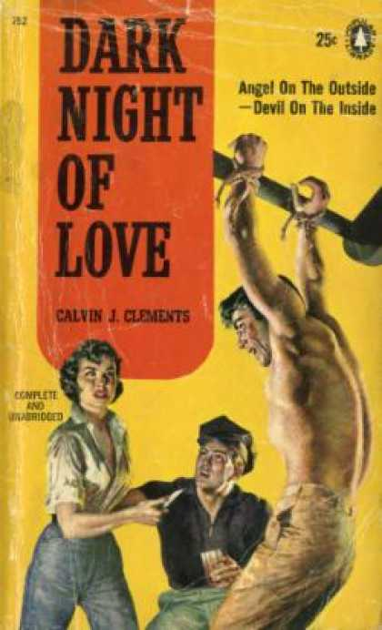 Popular Library - Dark Night of Love - Calvin Clements