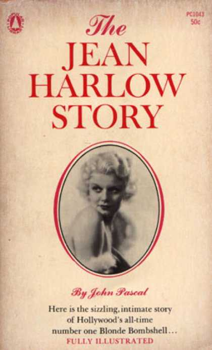 Popular Library - The Jean Harlow Story - John Pascal