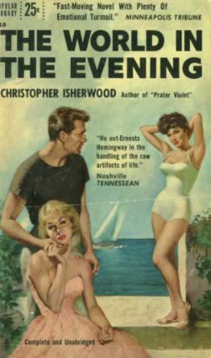 Popular Library - The World In the Evenin - Christopher Isherwood