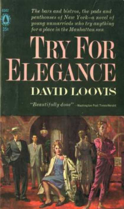 Popular Library - Try for Elegance - David Loovis