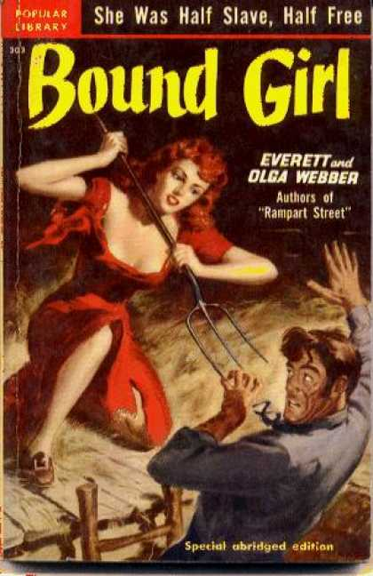 Popular Library - Bound Girl - Everett Webber