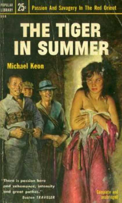 Popular Library - The Tiger In Summer - Michael Keon