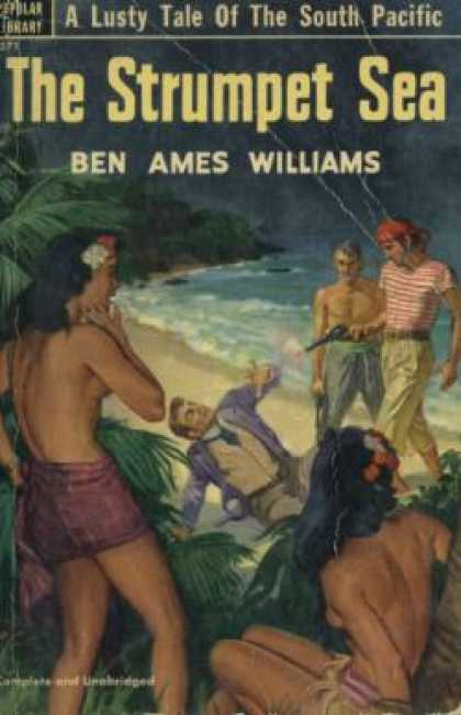 Popular Library - The Strumpet Sea - Ben Ames Williams