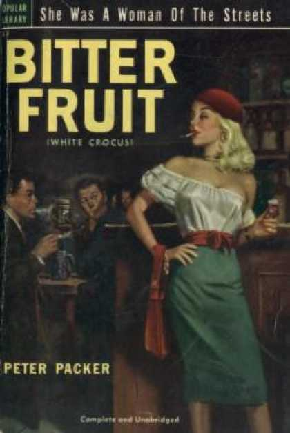 Popular Library - Bitter Fruit - Peter Packer