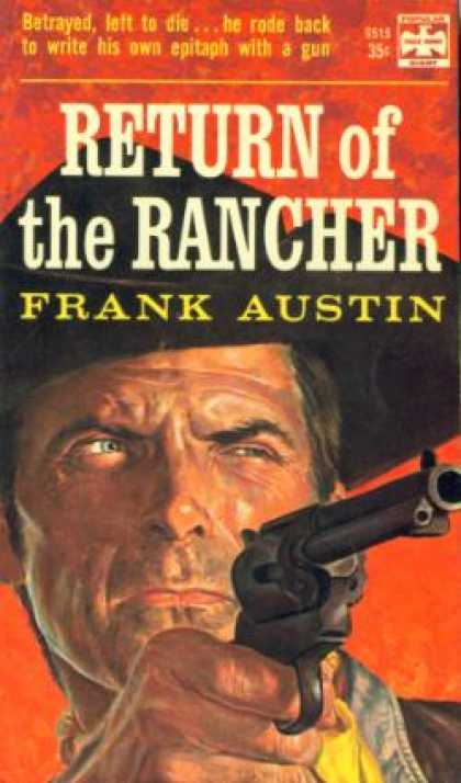 Popular Library - Return of the Rancher - Frank Austin