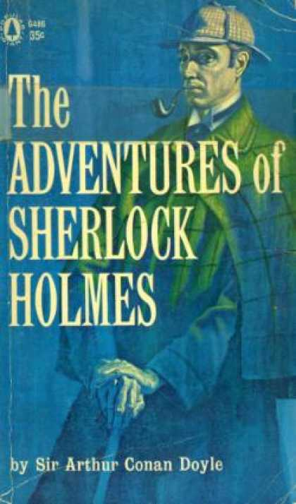 Popular Library - The Adventures of Sherlock Holmes