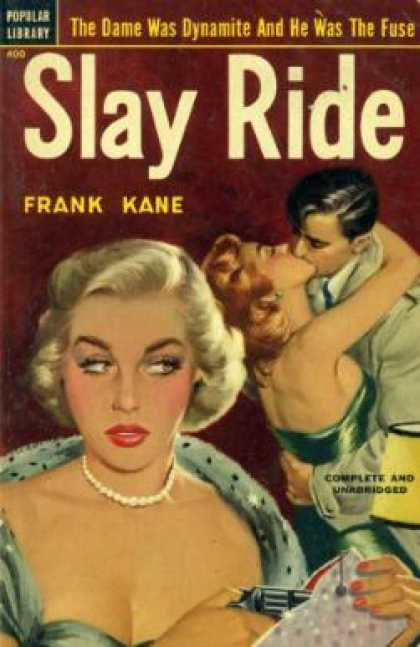 Popular Library - Slay Ride - Frank Kane