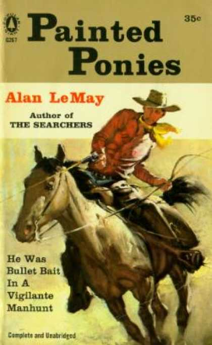 Popular Library - Painted Ponies - Alan LeMay