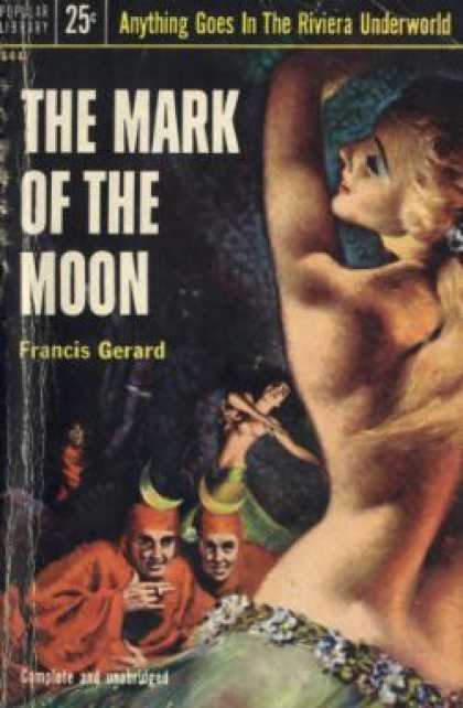 Popular Library - The Mark of the Moon - Francis Geraìrd