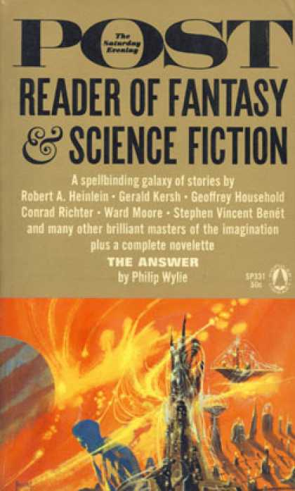 Popular Library - The Saturday Evening Post Reader of Fantasy and Science Fiction