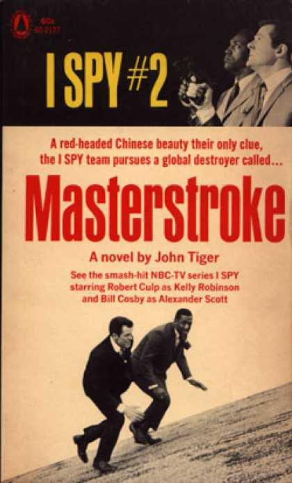 Popular Library - Masterstroke I Spy #2 - John Tiger
