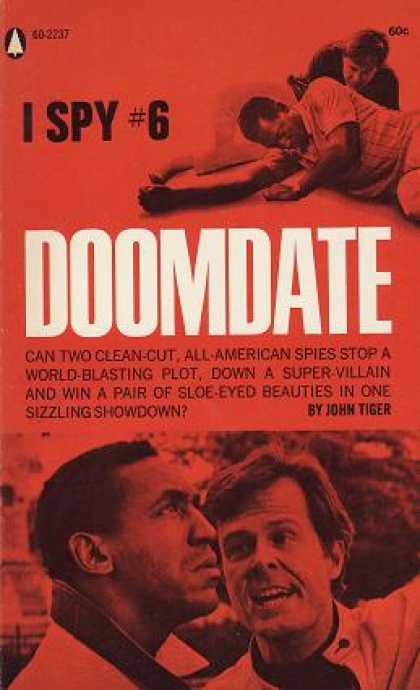 Popular Library - I Spy 6 Doomdate