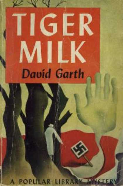 Popular Library - Tiger Milk - David Garth