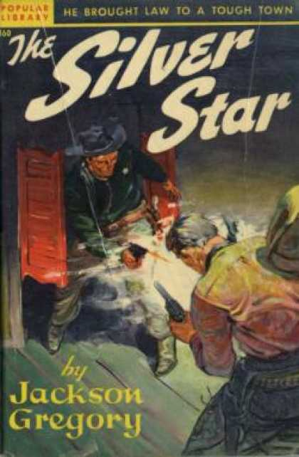 Popular Library - The Silver Star