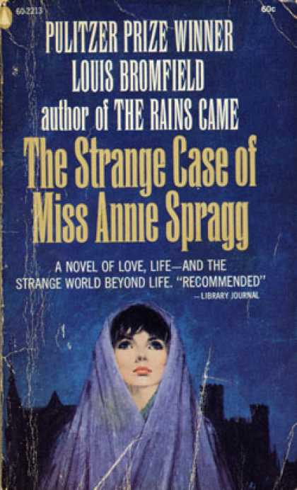 Popular Library - The Strange Case of Miss Annie Spragg - Louis Bromfield
