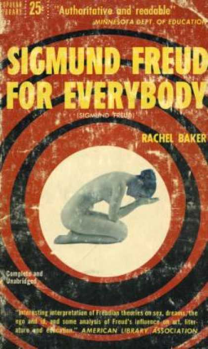 Popular Library - Sigmund Freud for Everybody - Rachel Baker