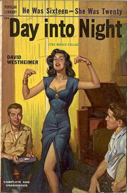 Popular Library - Day Into Night - David Westheimer