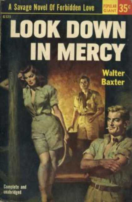 Popular Library - Look Down for Mercy - Walter Baxter