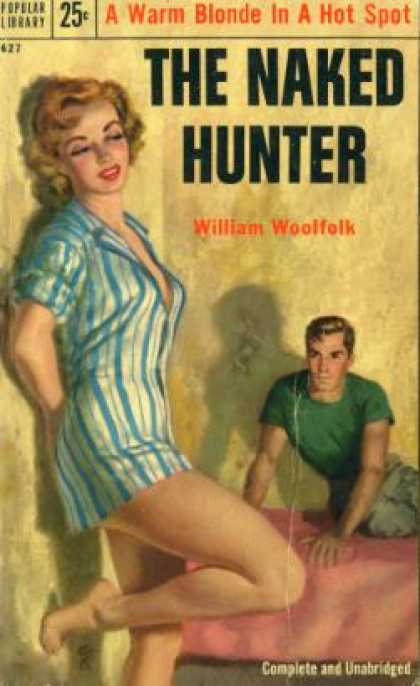 Popular Library - Naked Hunter, The