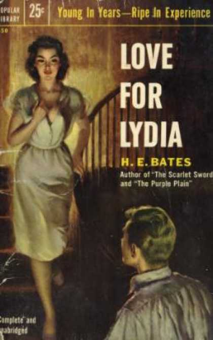 Popular Library - Love for Lydia - H.e. Bates