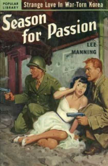 Popular Library - Season for Passion - Lee Manning