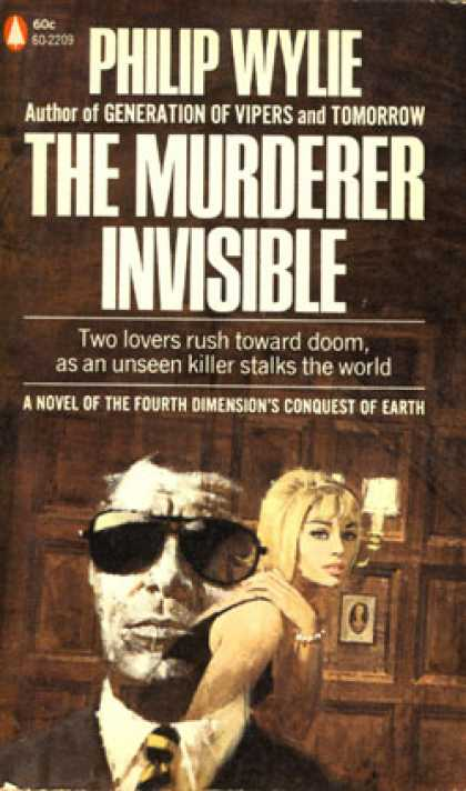 Popular Library - Murderer Invisible - Philip Wylie