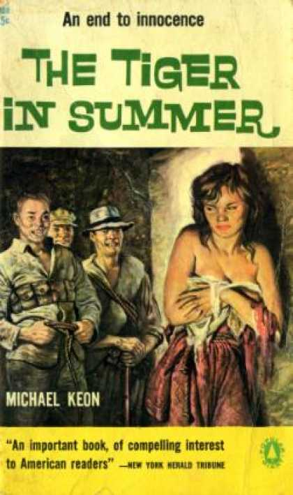 Popular Library - The Tiger In Summer
